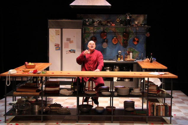 """Theater Review: """"I Love to Eat"""" at Round House Theatre"""