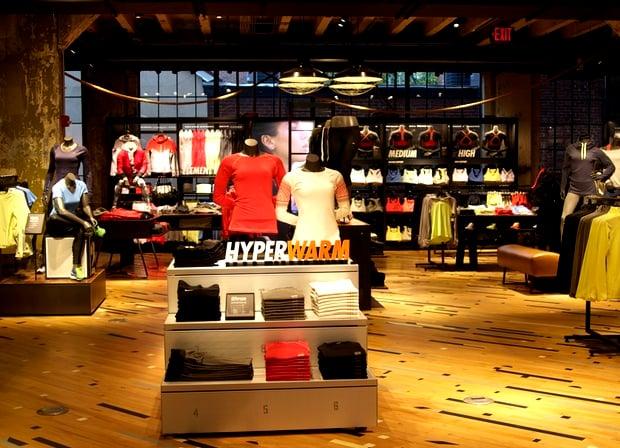 Nike Store Opens in Georgetown