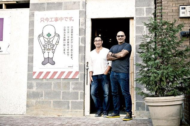 For His Next Act: Daisuke Utagawa's Next Restaurant Venture