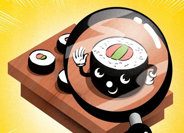 Myths of Sushi