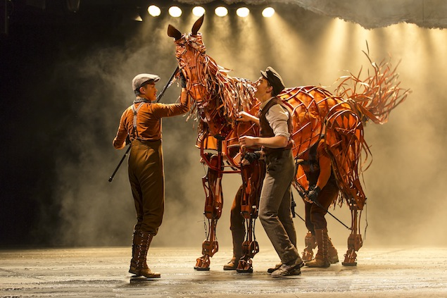 "Theater Review: ""War Horse"" at the Kennedy Center"