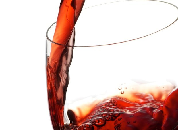 Drinking Red Wine May Not Help Healthy Women