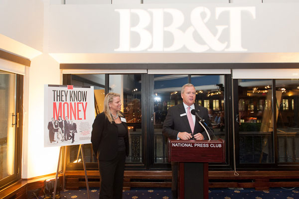 Washingtonian and BB&T Celebrate at the National Press Club (Photos)