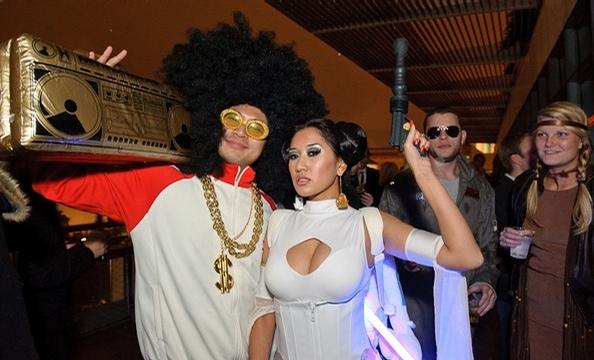Imbiber's Agenda: 4 Halloween Parties