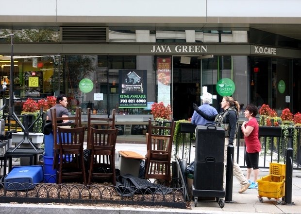Is Java Green Getting Evicted?