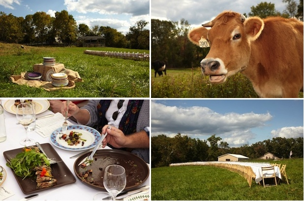 The Outstanding in the Field Dinner With Iron Gate's Tony Chittum (Pictures)
