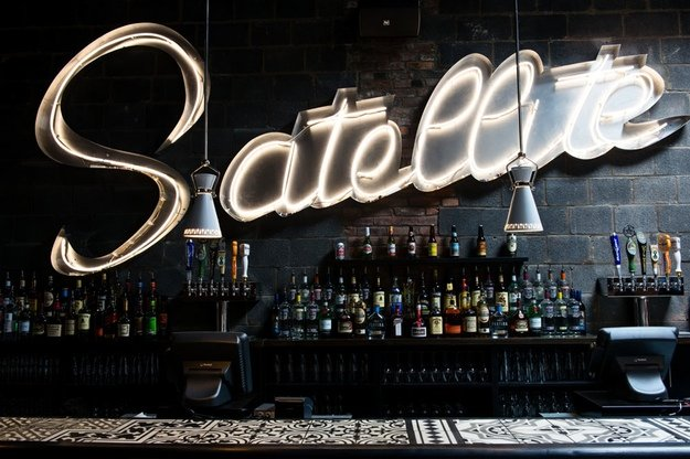 An Early Look at the Satellite Room (Pictures and Menu), Opening Tuesday