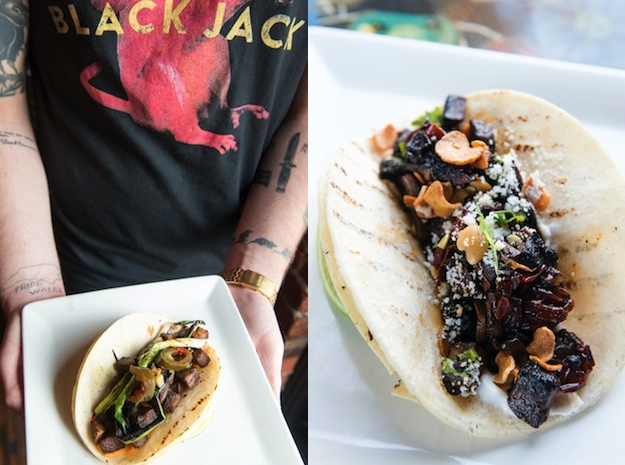 A Sneak Peek at the Taco Bamba Pop-Up at Black Jack (Pictures)