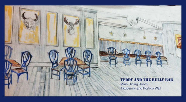 Details on Teddy & the Bully Bar, Opening Early 2013