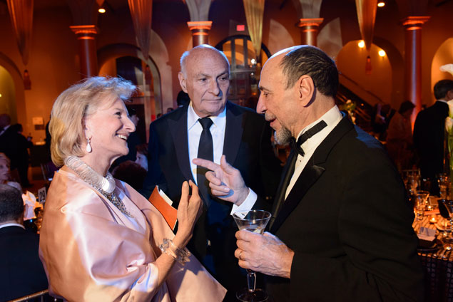 F. Murray Abraham Honored by Jerry Stiller and Others at the Harman Center Gala (Photos)