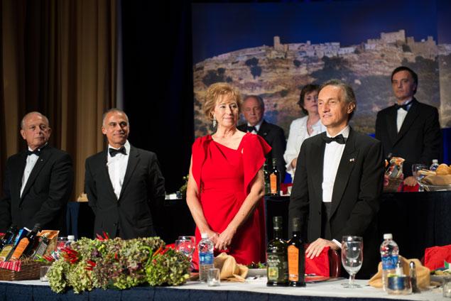 The 37th Annual National Italian American Foundation Dinner (Photos)