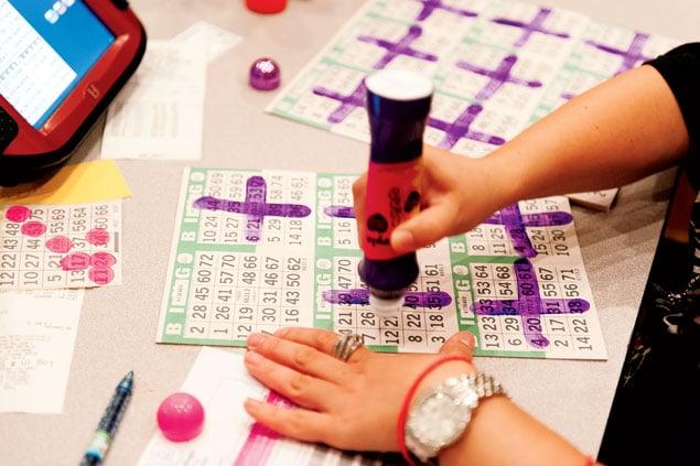 Gambling Around DC: Bingo!