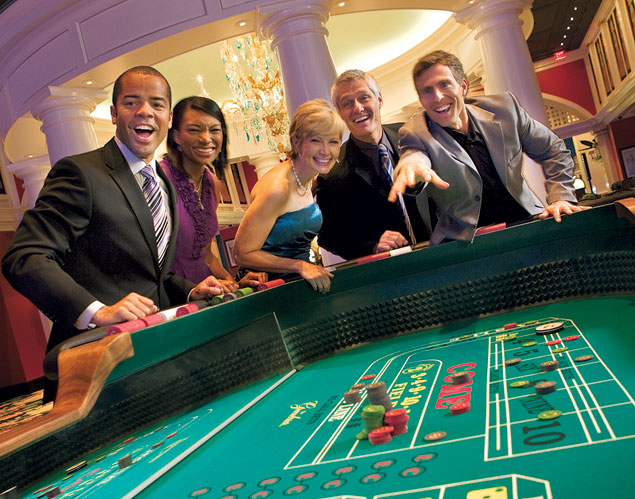 Gambling Around DC: The Greenbrier