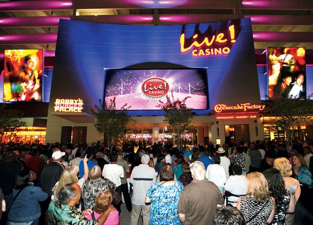 Gambling Around DC: Maryland Live! Casino