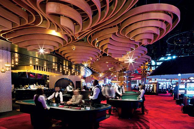 Gambling Around DC: Revel