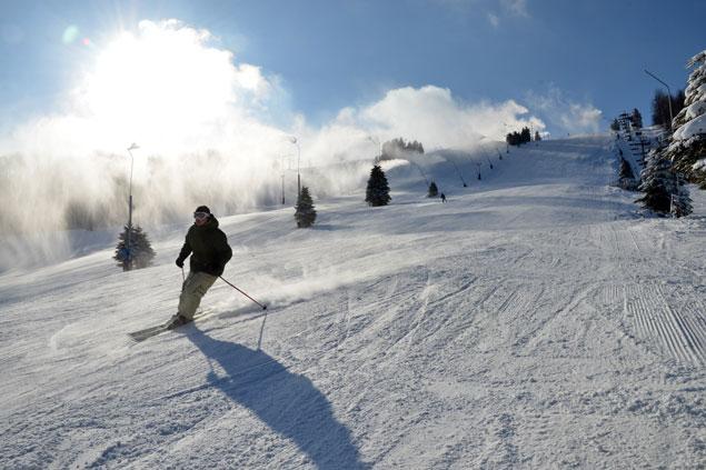 Skiing Around Washington: Seven Springs Mountain Resort
