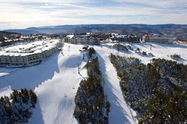 Skiing Around Washington: Snowshoe Mountain Ski Resort