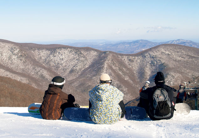 Skiing Around Washington: Best of the Region