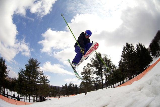 Skiing Around Washington: Wisp Resort
