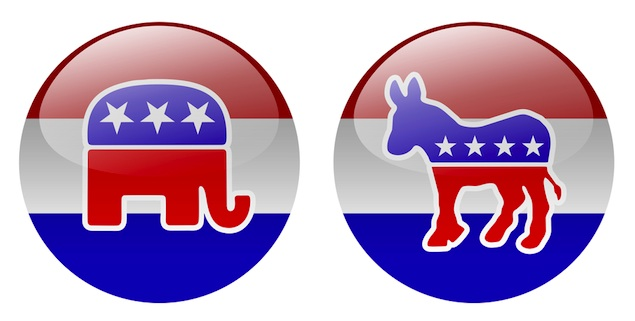 The Official Political Parties' Election-Night Plans in DC