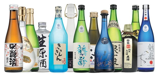 Sake 101: There's a Sake for Everyone