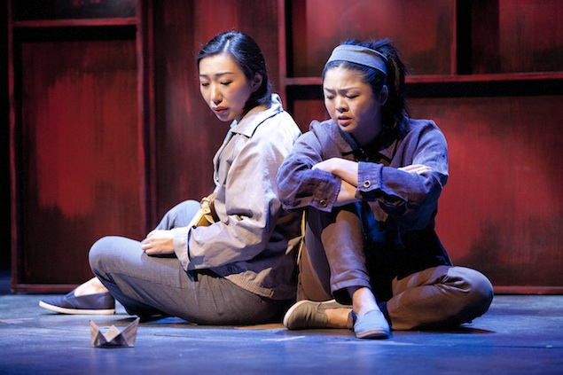 """Theater Review: """"You for Me for You"""" at Woolly Mammoth"""