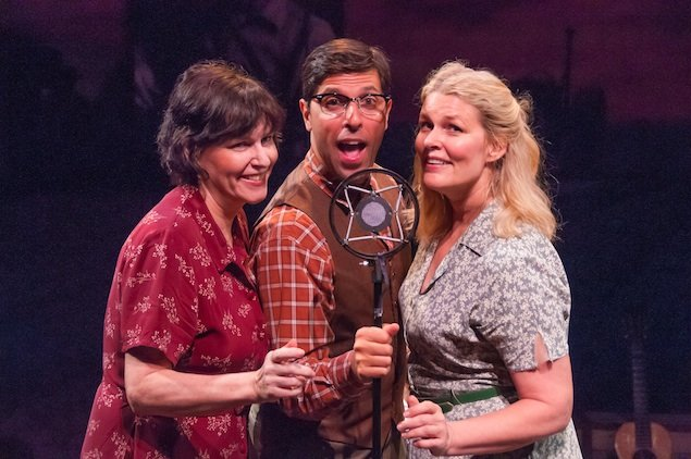 "Theater Review: ""Woody Sez: The Life and Music of Woody Guthrie"" at Theater J"