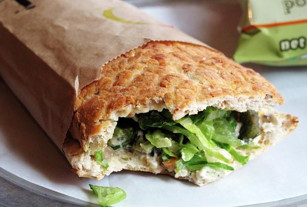 Lunch Break: 7 Healthy Sandwiches Around Washington
