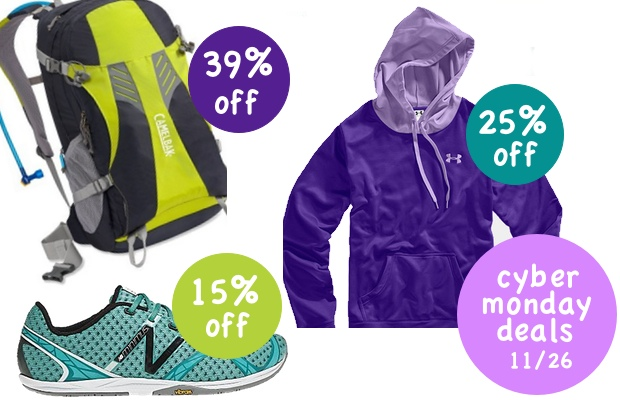 Sweet Cyber Monday Deals on Fitness Gear