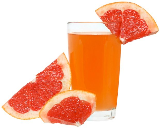 Grapefruit Cited for Harmful Side Effects With Common Meds