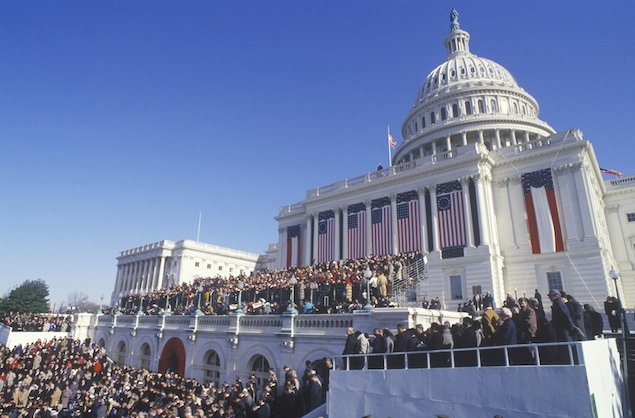 Fun and Historical Facts About the 2013 Presidential Inauguration