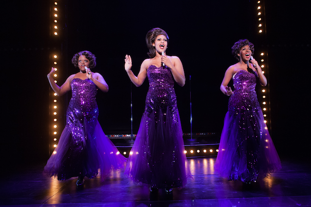 "Theater Review: ""Dreamgirls"" at Signature Theatre"