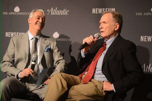 The Petraeus Scandal and Politics Were the Buzz at an A-List Washington Dinner Party