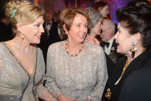 The Sackler Gallery Celebrates Its 25th With an Anniversary Gala (Photos)