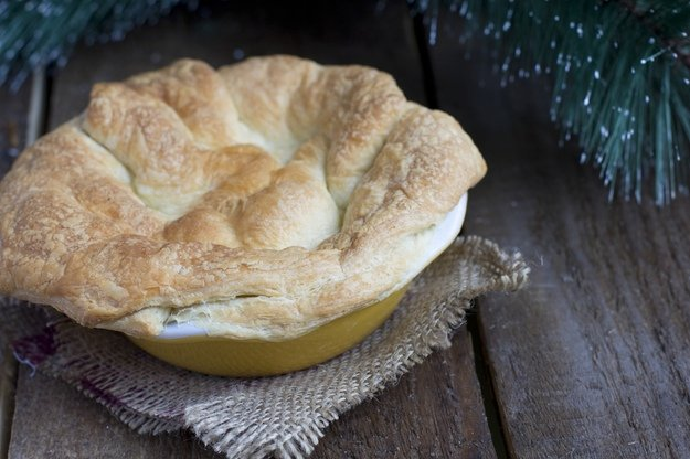 Holiday Recipe: Thanksgiving Leftover Pot Pie From Trademark's Matthew Miller