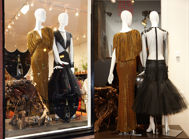 Photos: Beautiful Ballgowns at the Hu's Wear Inauguration Salon