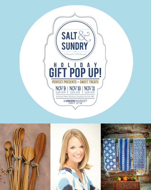 Amanda McClements Previews Salt & Sundry With a Pop-Up Shop This Weekend