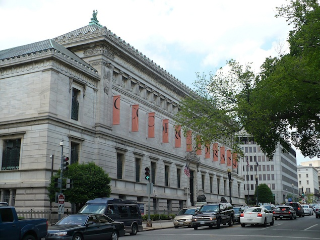 Corcoran Gallery of Art to Stay in Its Current Building