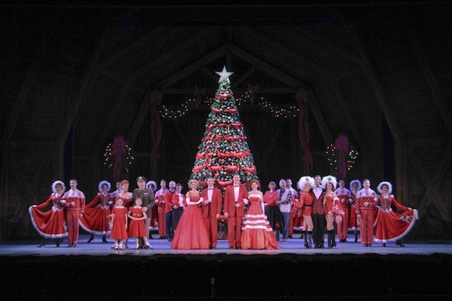 """Theater Review: """"Irving Berlin's White Christmas"""" at the Kennedy Center"""