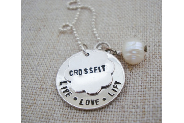 CrossFit Necklace
