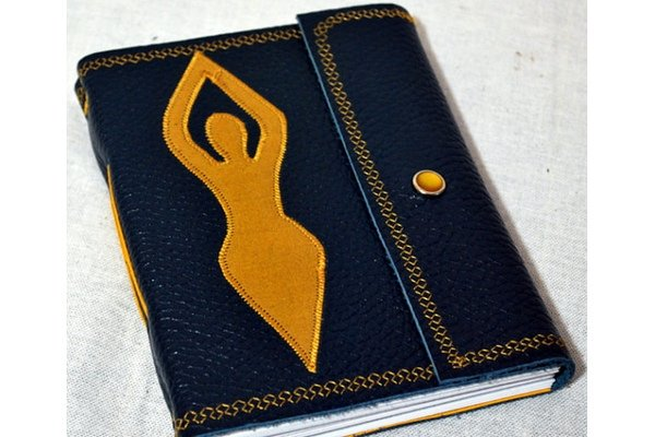Leather Yoga Journal