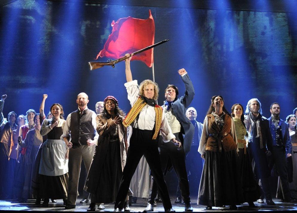 "Theater Review: ""Les Misérables"" at National Theatre"
