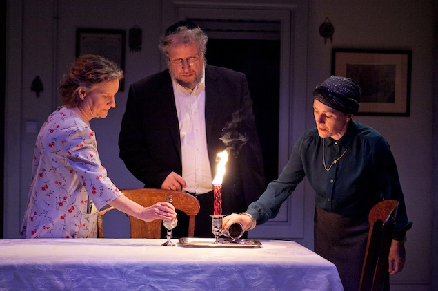 """Theater Review: """"Apples From the Desert"""" at Theater J"""