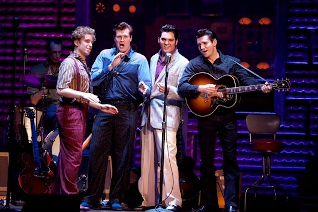 "Theater Review: ""Million Dollar Quartet"" at the Kennedy Center"