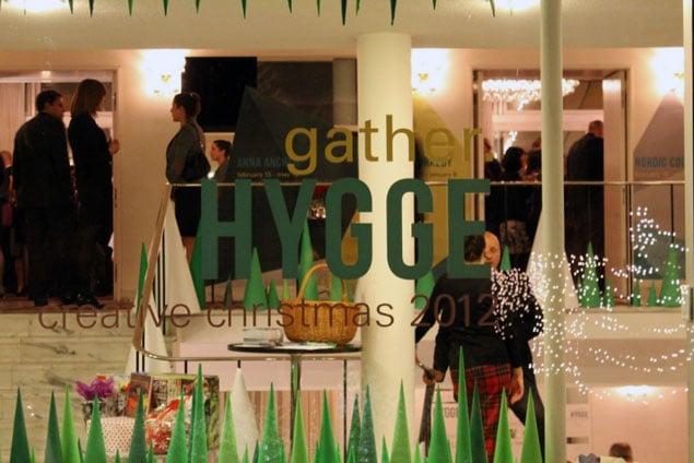 "Creative Christmas: Inside the Embassy of Denmark's ""Hygge"" Celebration"