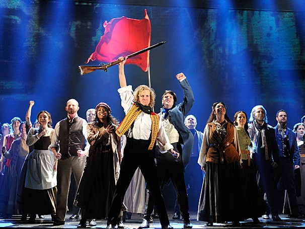 "Go to Broadway Boot Camp With Cast of ""Les Mis"" at Vida Fitness"