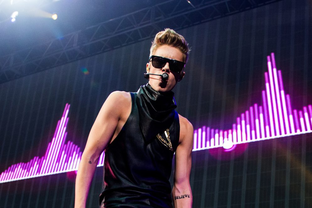 Dispatches From the Jingle Ball: Justin Bieber, Psy, Ke$ha, and More