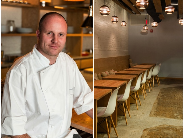 Table Is Almost Ready to Open in Shaw (Pictures and Menu)