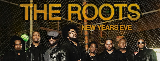Win Tickets to see the Roots at Fillmore Silver Spring on New Year's Eve