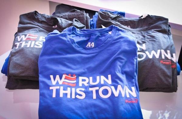 We Run This Town T-Shirt